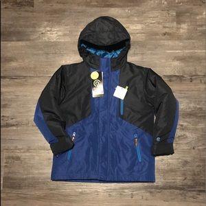 Champion C9 3-In-1 Warmest Winter Jacket S 6-7